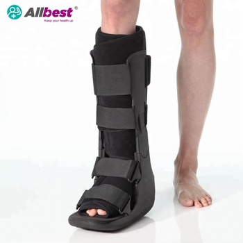 Plantar Fasciitis Sprained Ankle moon boot