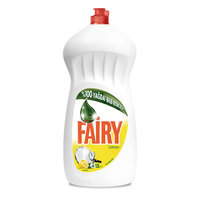 FOR ORIGINAL FAIRY 1350 ML LEMON LIQUID DETERGENT 9'S
