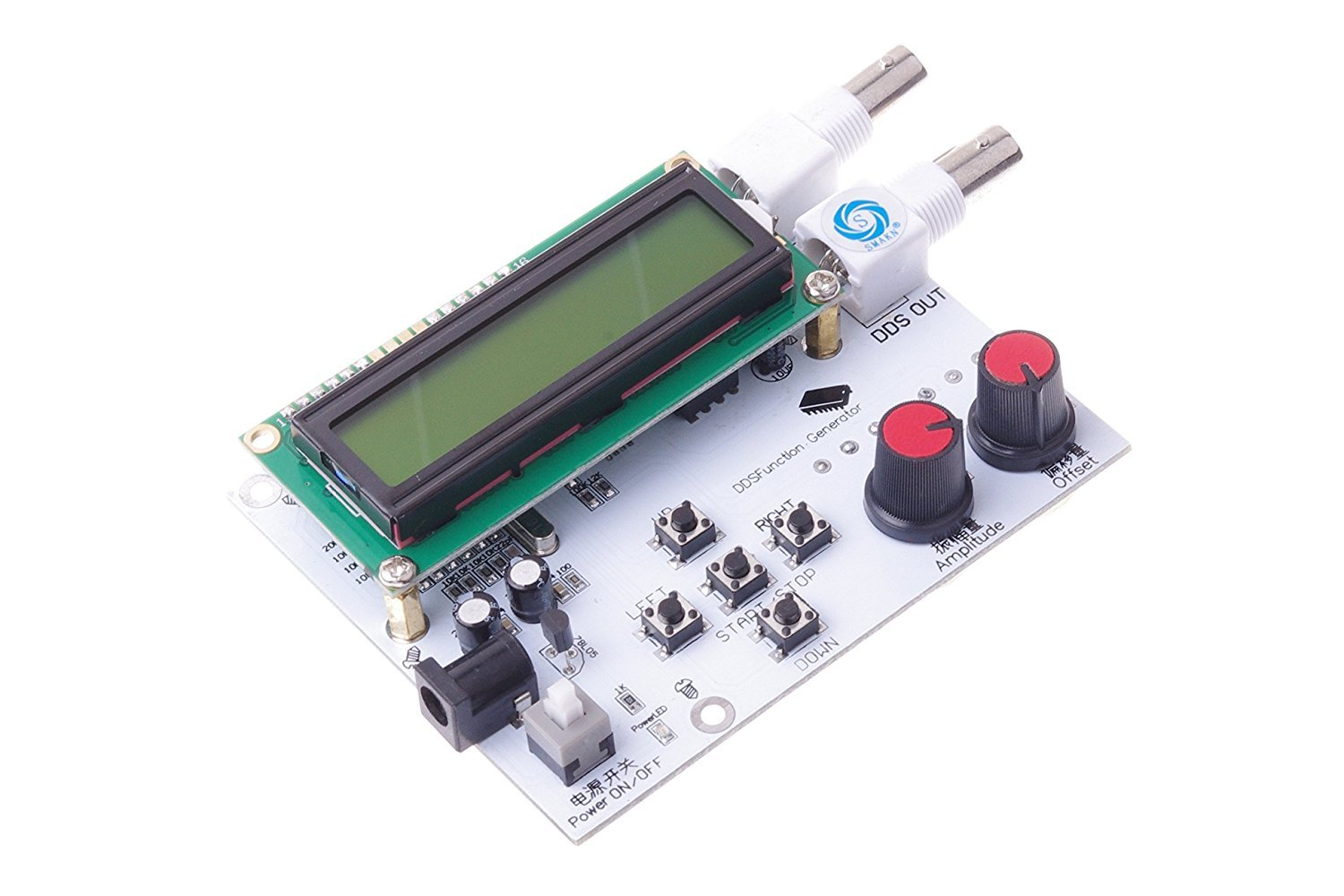 Cheap Square Wave Signal Find Deals On Line At Simple 15v Generator Get Quotations Smakn Digital Dds Function Module Sine Sawtooth Triangle