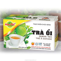 Guava Tea - Flavored Herbal Teabag