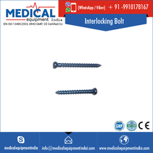 Interlocking Bolt 3.9mm - Orthopedic Implants