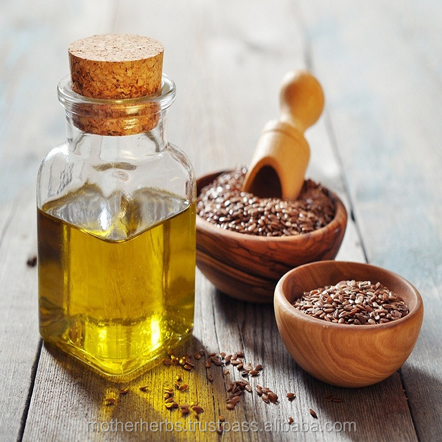 Flax Seed Oil for Aromatherapy use.