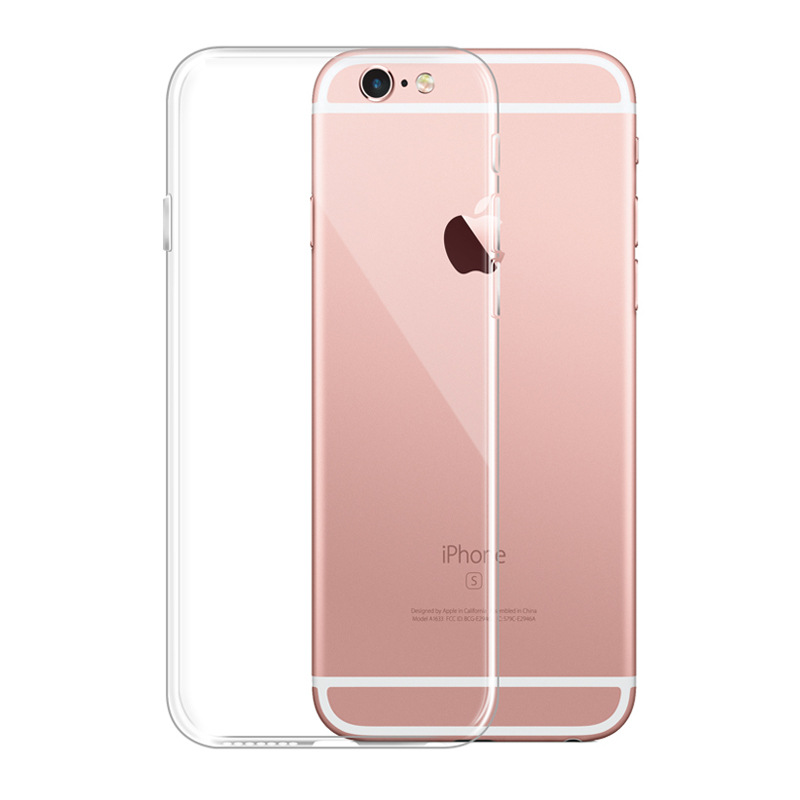 Best price Ultra Thin Clear Crystal Transparent TPU Soft Phone <strong>Case</strong> for iphone 6 7 7 8 plus x