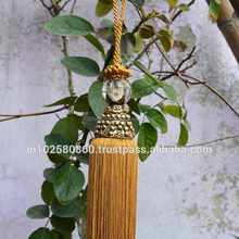 decorative tassels for curtains decorative wooden tassel