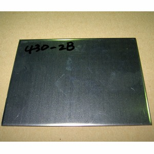 2mm thick 430 stainless steel clad plate for automobile parts