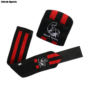 2018 Gym wrist wraps / Custom wrist wraps / low price wrist straps