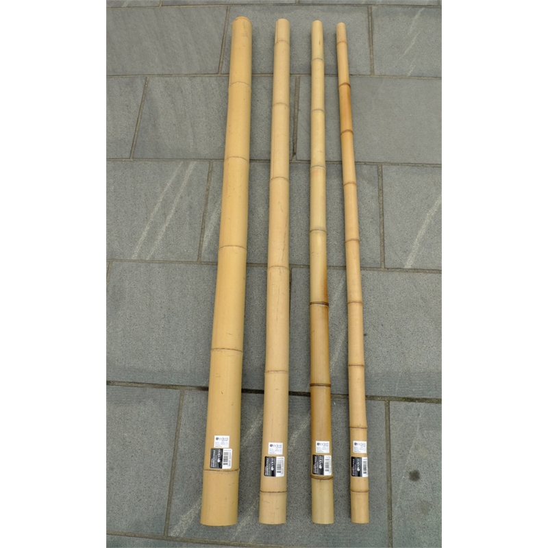 Straight Bamboo Stake for construction & building materials