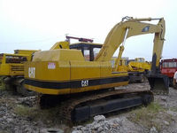 cat E200b japan used excavator Shanghai heavy equipment supplier new excavator price used excavator
