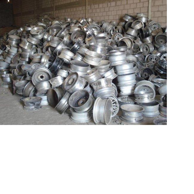 Pure Aluminium Alloy Wheel scrap for sale