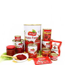 Canned Tomato Paste /Tomato Ketchup Sachet /Tomato paste Canned Puree