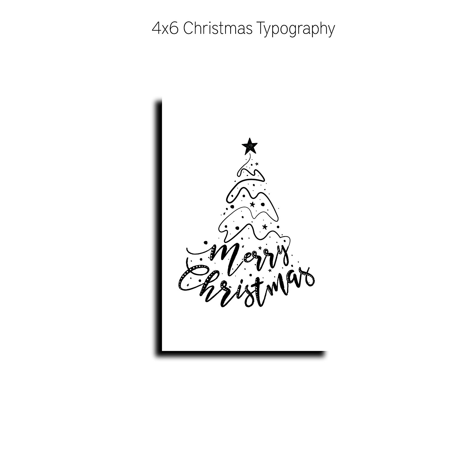 Cheap design your own christmas cards find design your own get quotations 48 pack merry christmas greeting cards bulk box set winter holiday xmas greeting cards m4hsunfo