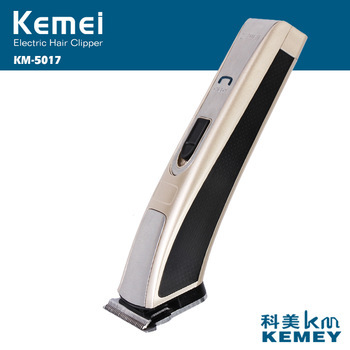 Kemei KM-5017 Hot Sale Wholesale Advanced Shaving System barber Electric cordless hair clipper