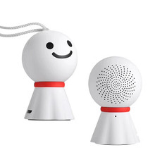 2017 hot selling mini cute Teruterubozu portable bluetooth bluetooth 4.0 speaker for iphone/samsung/huawei/lg