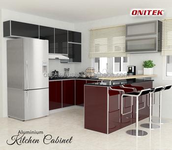 Küche Schrank,Einfache Küche Design,Moderne Küche,Aluminium Küche  Schrank,Küche Schrank,Moderne Küche Schrank - Buy Moderne Küche Schränke ...