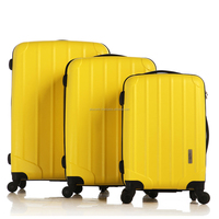 Hot sale colourful big lots travel luggage sets and smart luggage