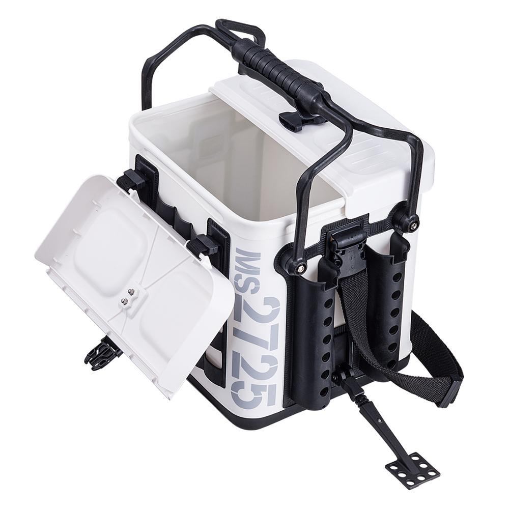 Expandability mobility portable plastic fish tank for fishing