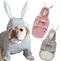 Hot Sale Puppy Halloween Cosplay Breathable And Comfortable Popular Rabbit Pet Dog Clothes