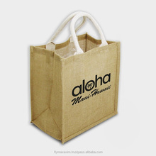 Bulk Buy From India Jute Shopping Bag Wholesale Cheap Items To Sell Jute Bag With Zipper Disposable Shopping