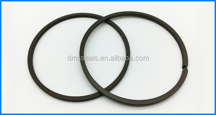 product-DMS Seal Manufacturer-dust wiper seal ptfe slide ring kzt Excavator-img