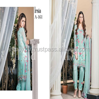 c79eede377 Party wear salwar suits / punjabi boutique suit designs / lahore designer  salwar kameez