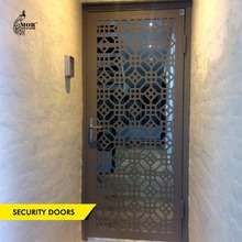 Iron Security Door, Iron Security Door Suppliers And Manufacturers At  Alibaba.com