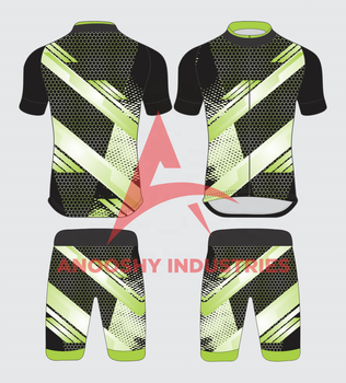 High quality  sport cycling wear outdoor riding bike clothes set custom logo cycling wear suit cycling jersey