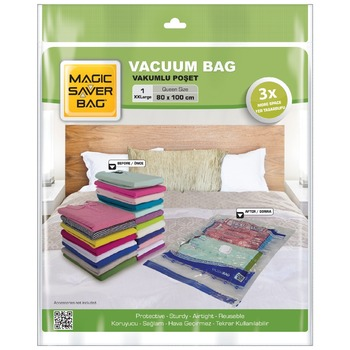 Magic Saver Bag Vacuum Storage E
