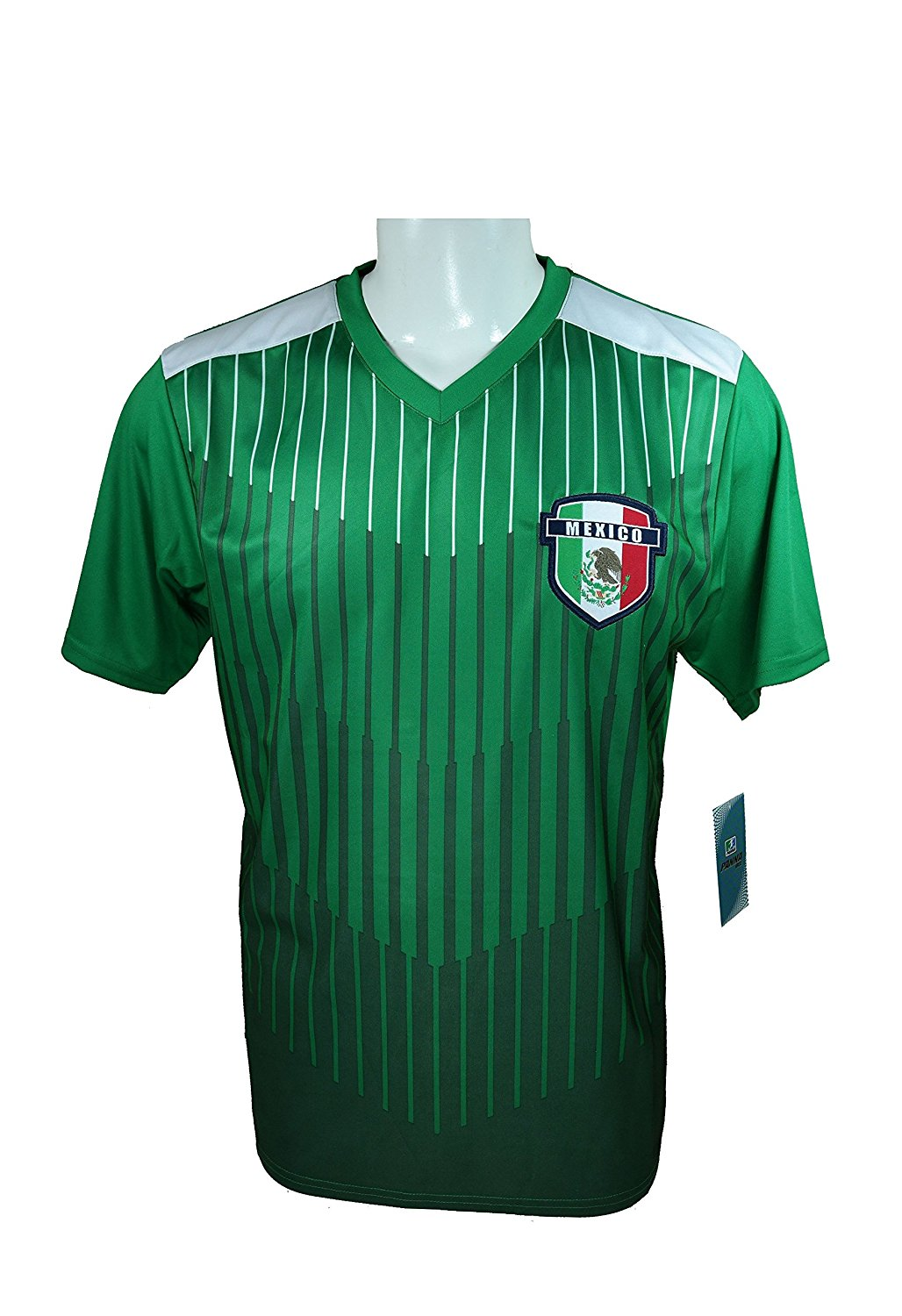 274f1545177 Get Quotations · Mexico Soccer World Cup Adult Soccer Training Performance  Jersey -P013