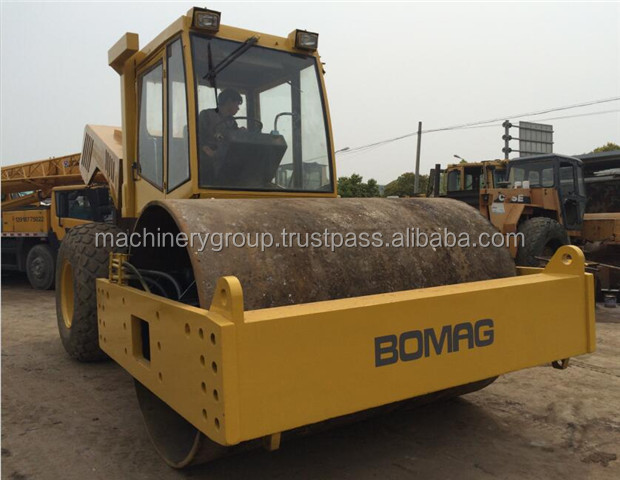 Used Germany made BOMAG Roller BW225D-3 for sale /used Roller BOMAG BW225D-3 BW225D BW217D BW219D BW219H