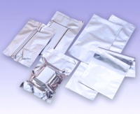 Cleanroom Aluminium Moisture Barrier Bag Laminated with Foil OEM Customized