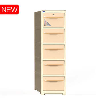 Cabinet 5 drawers No.H051/5 SAKE II - Duy Tan Plastic