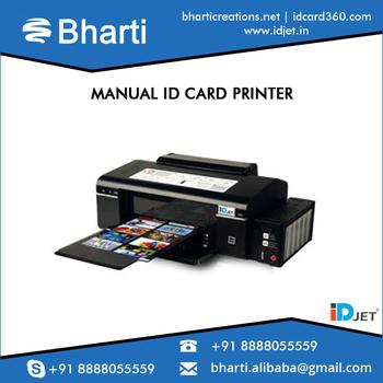 pvc id card printerplastic id card printer for high quality print - Plastic Id Card Printer