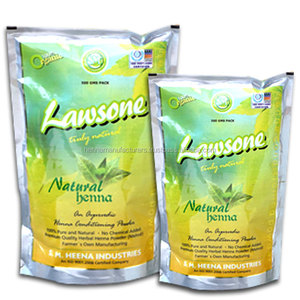 Lawsone Natural Henna Powder For Hair Coloring/100% Chemical Free