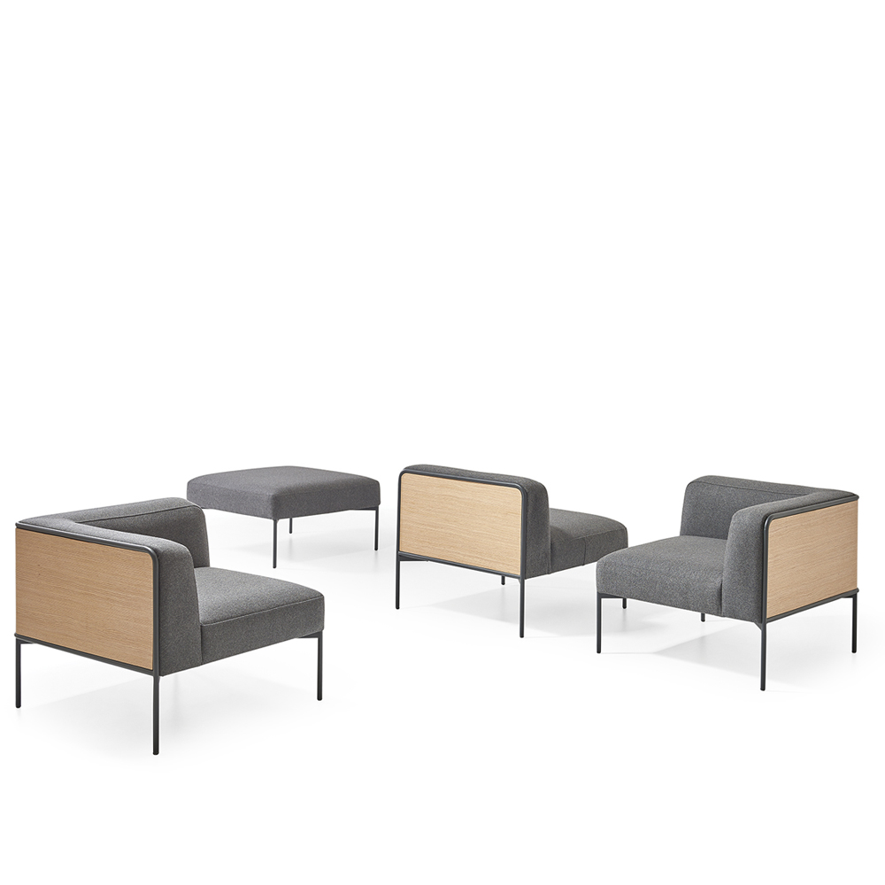 Modern furniture and best quaitlity armchair famous chair designers high quality and confortable armchair