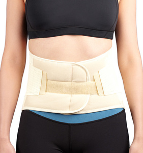 UCHEE Adjustable Double Pull Lumbar Support Lumbar Brace For Posture Correction