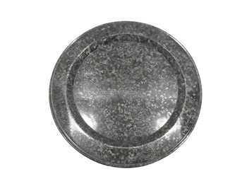 Metal Galvanized Charger Plate Buy New Charger Plate Cheap