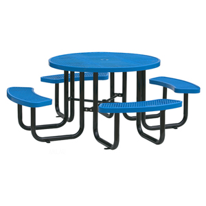 Arlau Outdoor Steel picnic tables and antique picnic tables