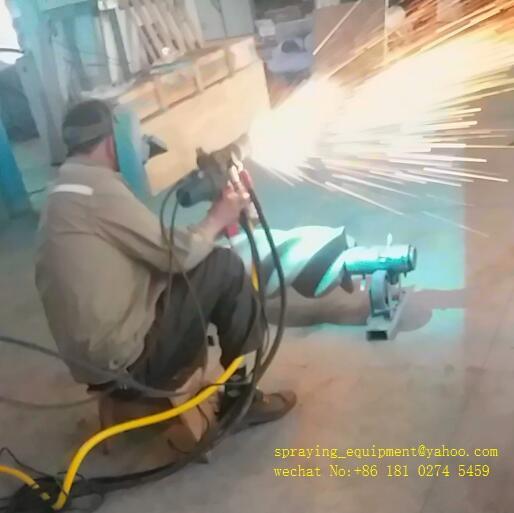 supersonic arc spray equipment