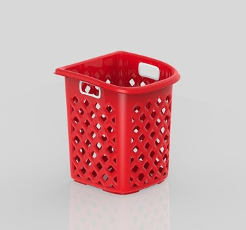 Best Price Plastic Laundry Basket For Cloth