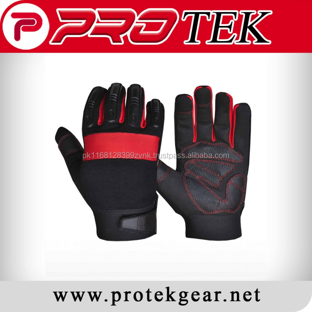 Protection Impact Gloves / Customized Impact Gloves