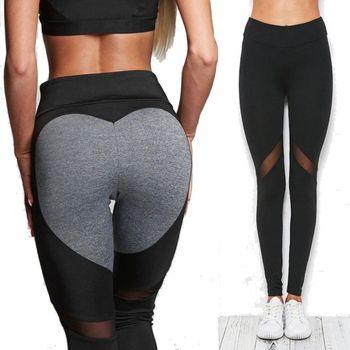 1072a8ee4e333b Sexy Women's Butt Lift Yoga Pants Hip Push Up Leggings Fitness Workout  Stretch