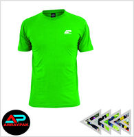 Latest Design new green color Wholesale Man T-shirt short sleeve soccer shirts