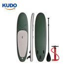 Customized design stand up paddle board inflatable sup boards with oars