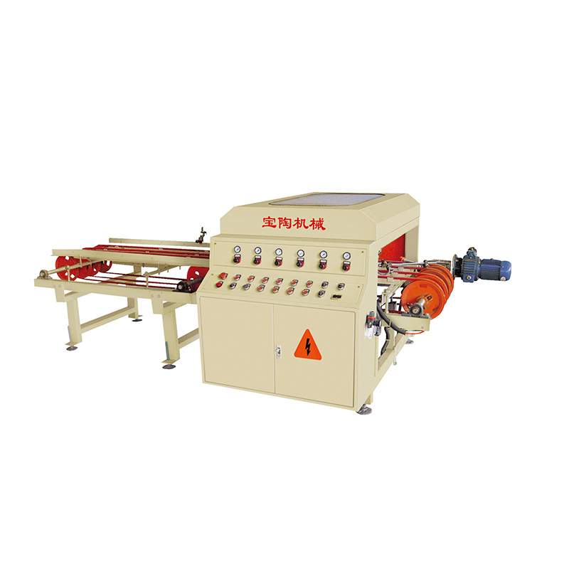 Ceramic Tiles Processing Machine Auto Cutting Machinery Product Line