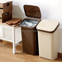 Stain-resistant trash can 20L Trash Bin for home and office use , with plastic bag holder