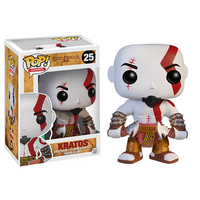 Wholesale High-Quality PVC Funko 3D Figures: Pop! Game: God Of War Kratos