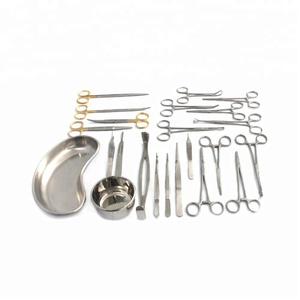 Appendix Surgery Set Appendectomy Instruments Set