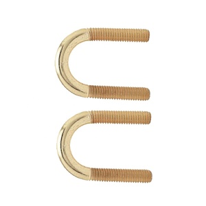 Stainless Steel Brass U Bolt Exporter in India