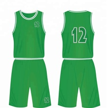 Grün <span class=keywords><strong>basketball</strong></span> uniform