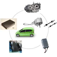 Low Speed High Torque 5000W 72V Brushless Electric Car Motor Kit